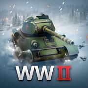 WW2 Battle Front Simulator MOD APK 1.3.2 (All Troops Unlocked)
