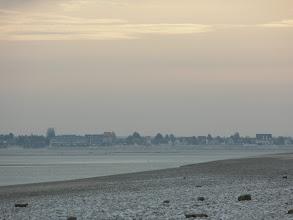 Photo: Le Crotoy au petit matin