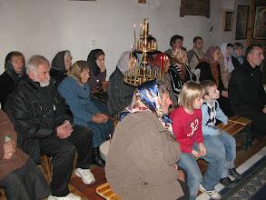 Photo: Гоце Делчев, беседа с енориашите, 12 ноември 2012 г.