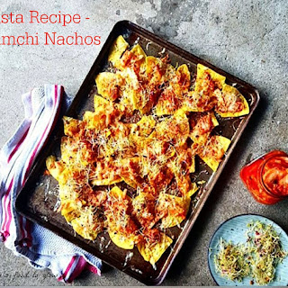 Easy Kimchi Nachos for the Weekend (an Instagram Recipe) Recipe