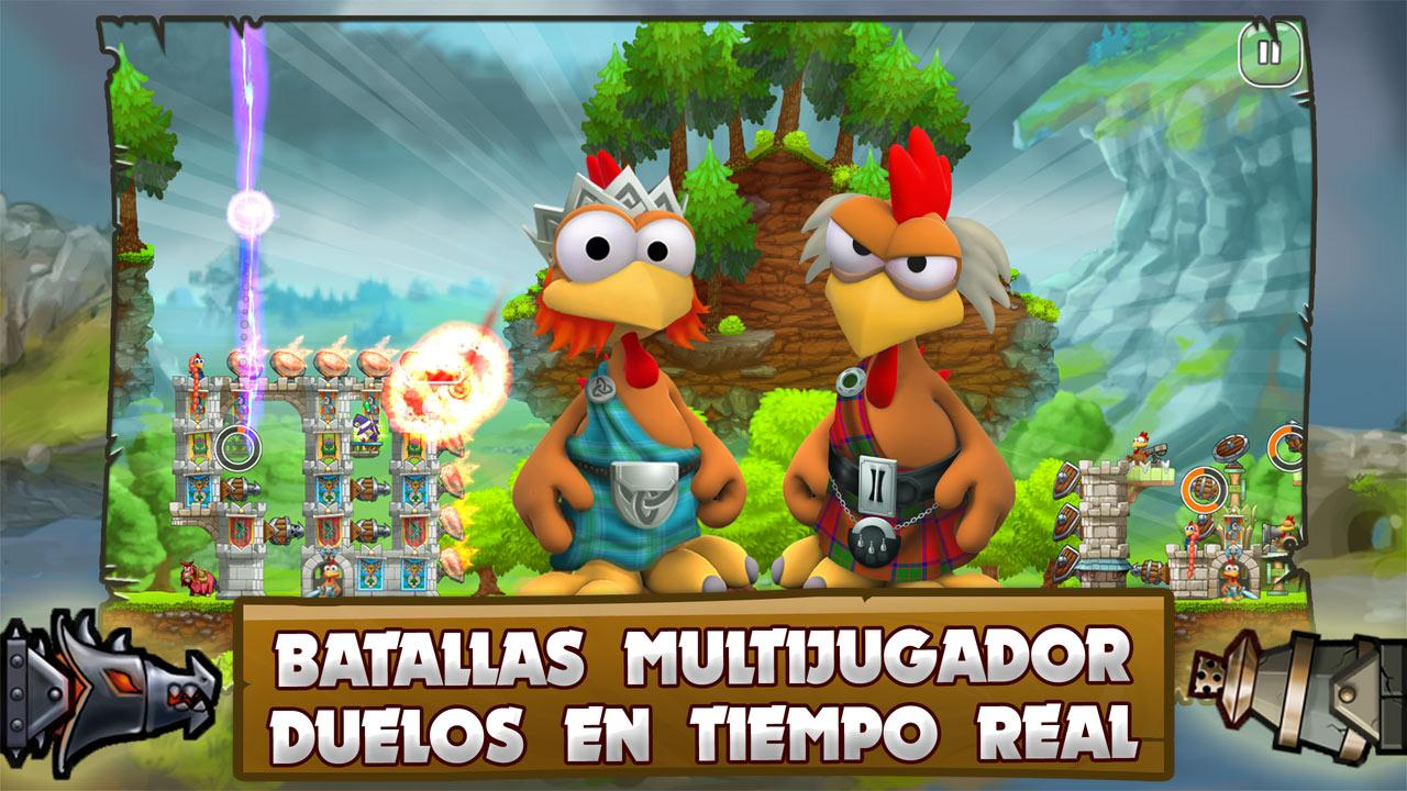 CRAZY CHICKEN strikes back MOD APK Full