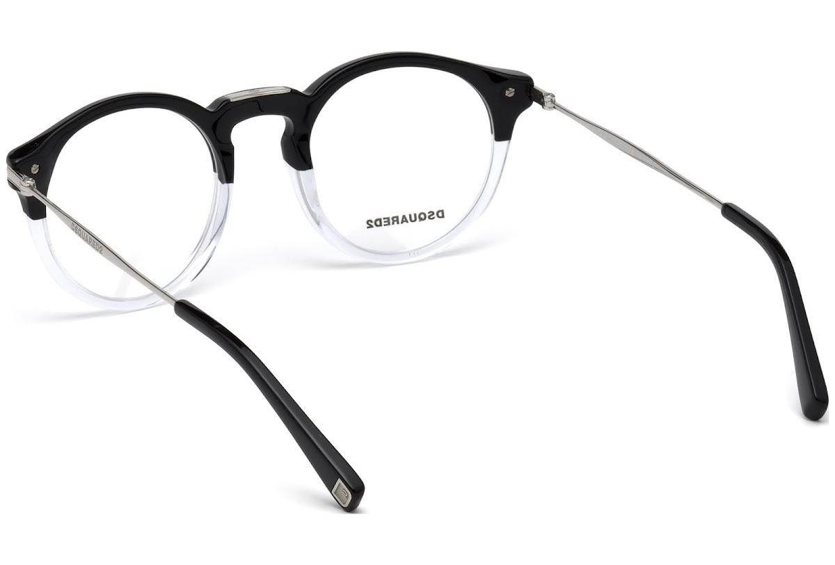 dc5741c522 Buy Dsquared2 DQ5211 C49 003 (black crystal   ) Frames