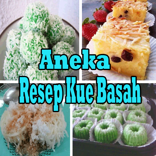 Aneka Resep Kue Basah Screenshot