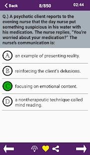 Psychiatric Nursing Quiz - náhled