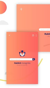 Private Browser Rabbit – The Incognito Browser App Download For Android 1