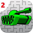 Tank T-rouble 2 Unblocked Icon