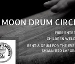 December Full Moon Drum Circle : Garden Route Drumming
