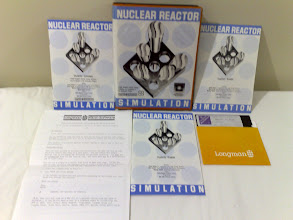 Photo: BBC Educational software Nuclear Reactor Simulation