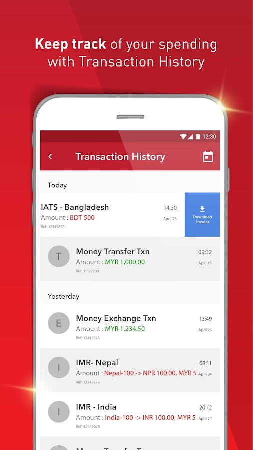 Merchantrade Money- screenshot