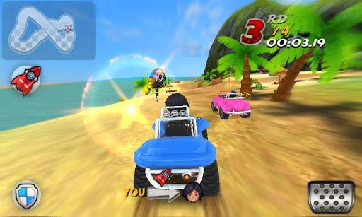 Kart Racer 3D screenshot 4