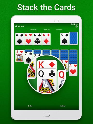 Solitaire u2013 Classic Klondike Card Game 1.1.0 screenshots 12