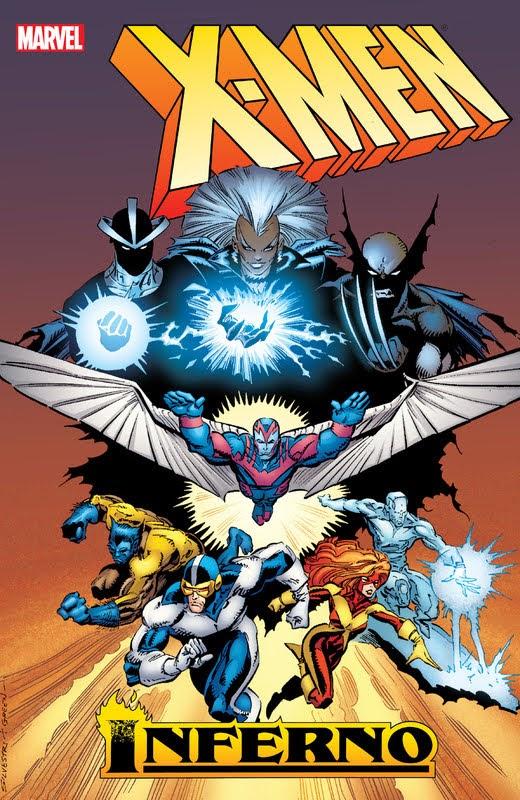 X-Men: Inferno (2009)