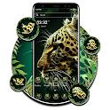 Fractal Leopard Launcher Theme icon