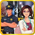 Hidden Objects : Crime Mania icon