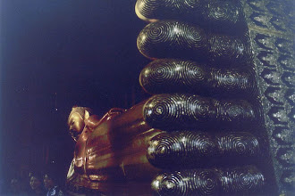 Photo: #010-Wat Pho: Bouddha couché-Bangkok