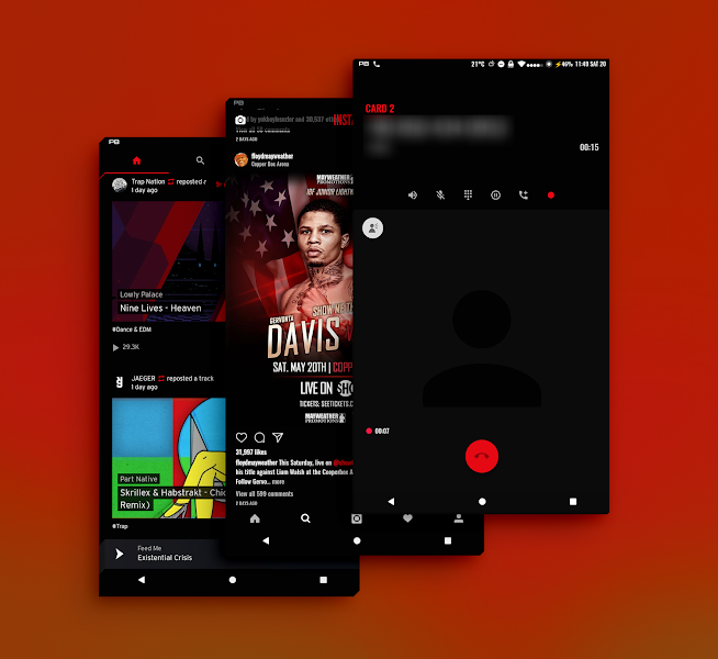 PitchBlack│Substratum Theme v13.7 [Patched]