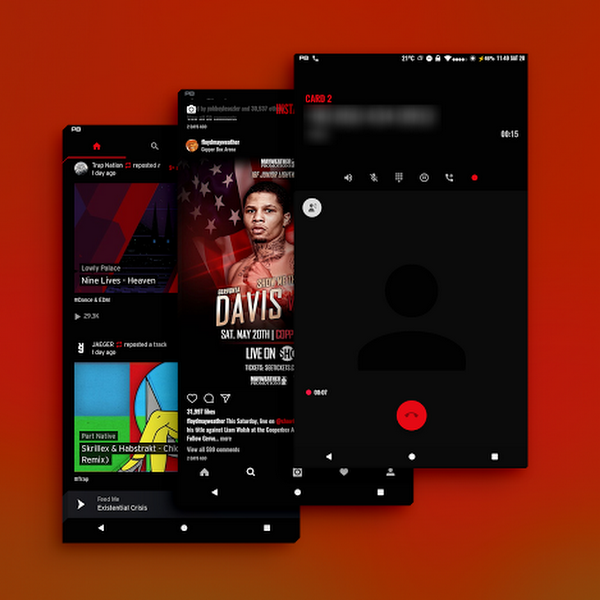PitchBlack│Substratum Theme v12.1 [Patched]