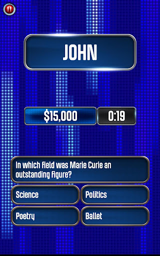 The Chase u2013 Official Free Quiz 2.0.0g screenshots 4
