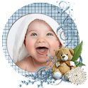 Baby Photo Editor Frames Free icon