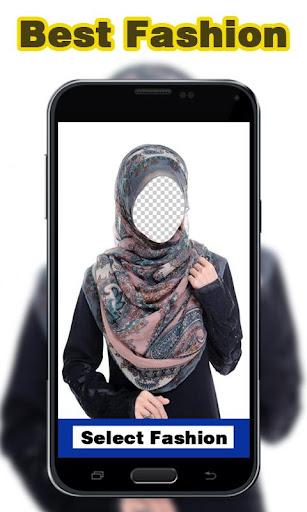 Hijab Muslim Beauty Look