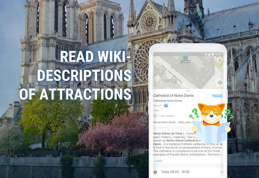 MAPS.ME u2013 Offline maps, travel guides & navigation 10.0.5-Google Screenshots 7