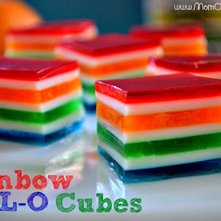 Cubed Jello Recipes