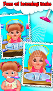 Baby Ava Daily Activities 12