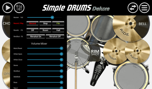 Simple Drums - Deluxe 1.4.4 screenshots 2