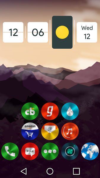 Steelicons – Icon Pack v6.1.7
