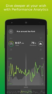 TomTom Sports- screenshot thumbnail