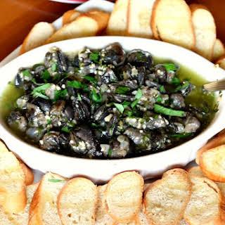 Escargots à la Bourguignonne for a Crowd.