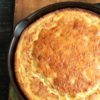 Sour Cream and Onion Cornbread.