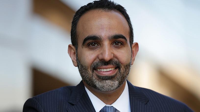 VALR.com CEO and co-founder Farzam Ehsani.