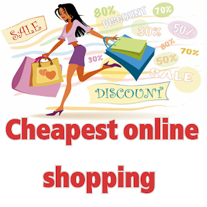 Cheapest online shopping sites for electronics