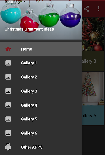 Christmas Ornament Ideas Apk 1