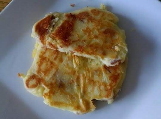 Fancy Pants Potato Cakes Recipe