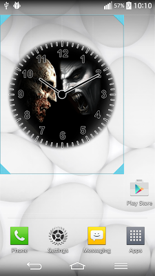 Zombies vs Vampires Clock - screenshot