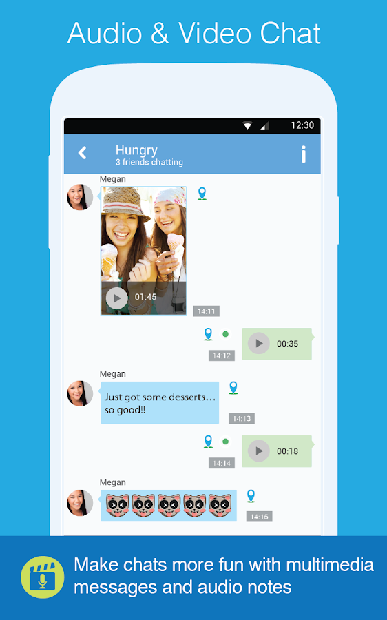 Maaii: Free Calls & Messages- screenshot
