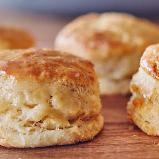 How To Make Buttermilk Biscuits.