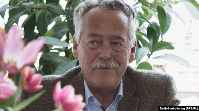 Пітер Плуг, родич трьох загиблих у рейсі MH17. Нідерланди