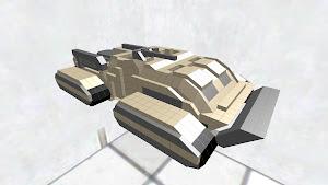 ガンダム 第08MS小隊 クローラートラック