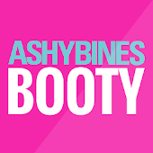 AshyBines BOOTY Transformation