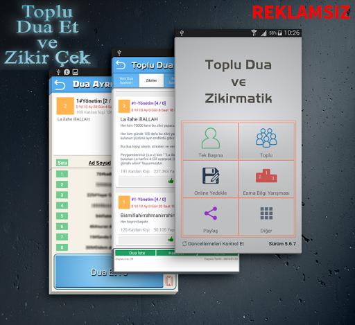 Toplu Dua ve Zikirmatik 5.8.9 screenshots 18
