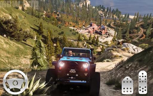 Offroad 4x4 Rally Russian Mountain Climb 1.0.3 screenshots 4