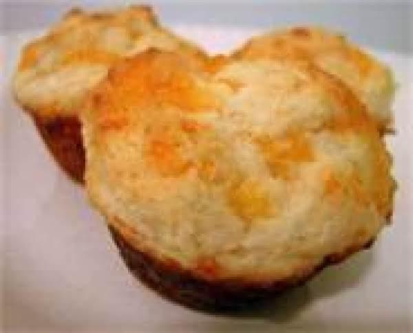 Cheesy Drop Biscuits Recipe