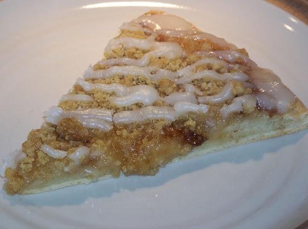 Apple Or Cherry Pie Dessert Pizza Recipe