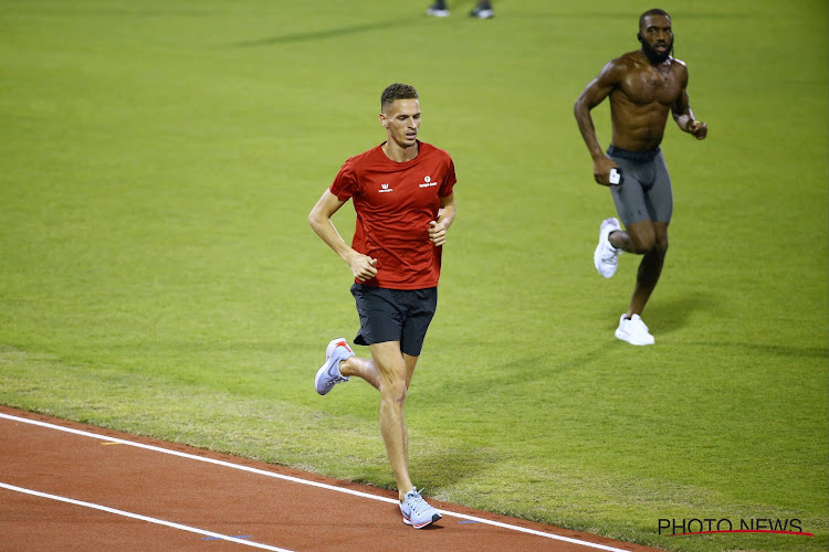 """Dylan Borlée haalt motivatie uit uitstel van de Spelen: """"We gaan nog sterker zijn met de 4x400"""""""