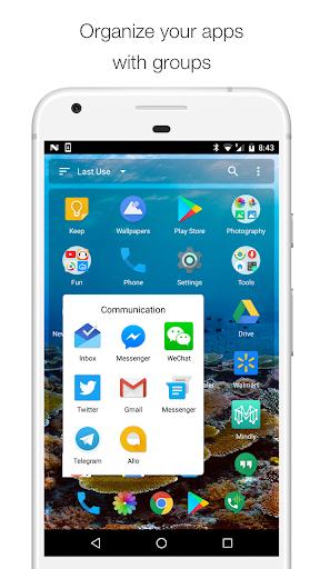 Mini Desktop (Launcher) 2.0.14 screenshots 2