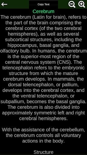 Internal Organs in 3D (Anatomy) 2.0.9 screenshots 7