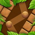 Bricks Breaker - Woods & Jungle icon